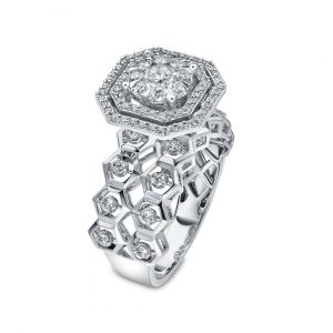 Over the Top Radiant Ring