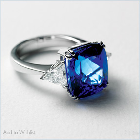 TANZANITE: December's Gorgeous Blue Birthstone